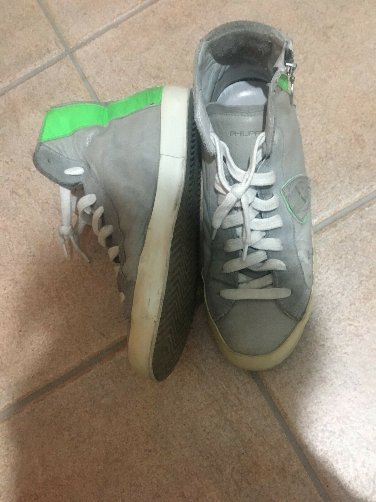 PHILIPPE MODEL  schuhe SNEAKERS Damens NUM SIZE 38