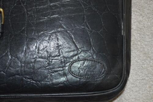 Unisex Document Congo Aktentasche aus Bag Black Leder Mens Mulberry Holdall Satchel qxCZRwxv