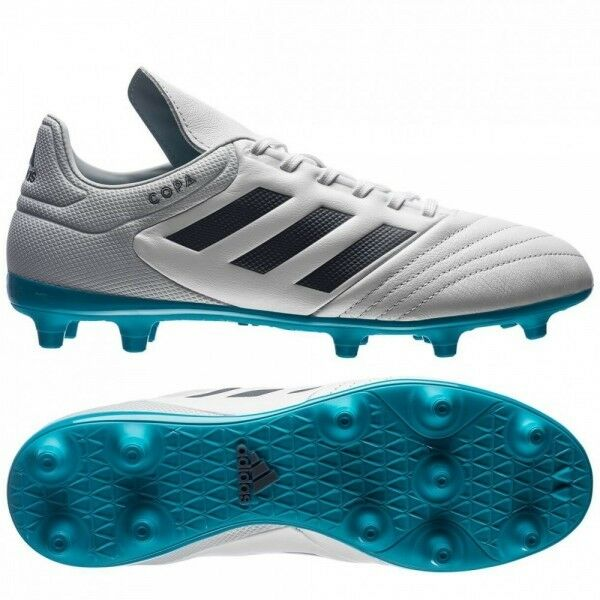 Adidas Hommes Copa 17.3 FG Chaussures de foot blanc/ONIX s77141 Sz 9 - 11-