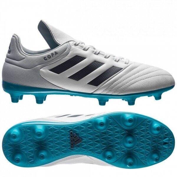 Adidas Herren Copa 17.3 FG Fußballschuhe weiß   onix s77141 SZ 9 - 11