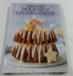 Taste Of Home Christmas 2020 Cookbook Taste Of Home Holiday and Celebrations Cookbook 2020 (Hardcover