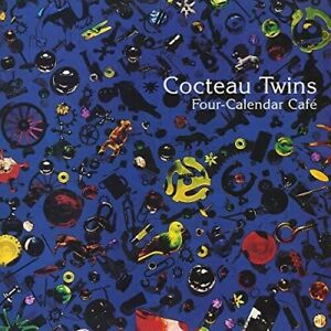 Cocteau-Twins-Four-Calendar-Cafe-New-Vinyl-LP-UK-Import