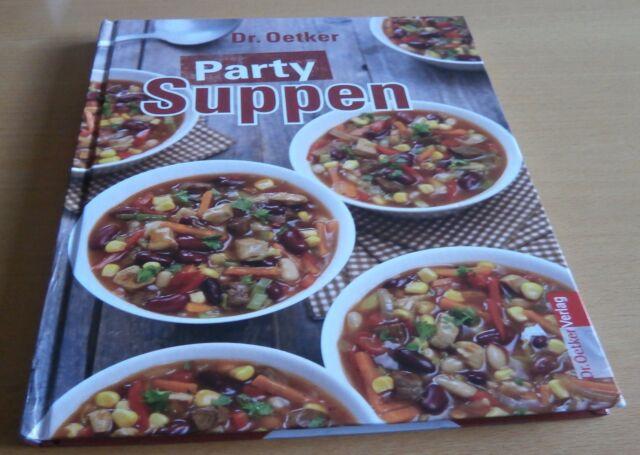 Dr. Oetker Party Suppen