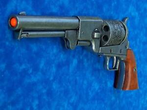 Replica Gun Colt Dragoon Civil War Prop Pistol Revolver   eBay