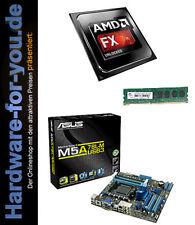 Aufrüstkit Bundle Kit AMD FX-4300 4x 3,8 Ghz / ASUS M5A78L-M USB 3.0 / 8 GB RAM