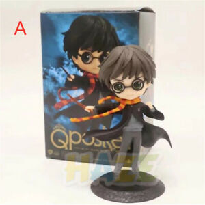 Hot-Movie-Harry-Potter-Q-Ver-14cm-PVC-Figure-Model-Toy-Big-Eyes-Kids-Gifts-New
