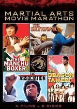 Martial Arts Movie Marathon (DVD, 2014, 2-Disc Set)