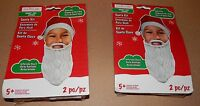Creatology Christmas Santa Kit 5+ 2pc Inflatable Beard & Santa Hat For Kids 32w