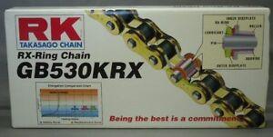 Gb530krx Moto Or ring Rk Rx Chaîne Moto En Rq1nnFUaxw