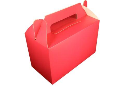 "GABLE gift Box 8/""x4/""x5/"" with Handle Choose Box Color 1"