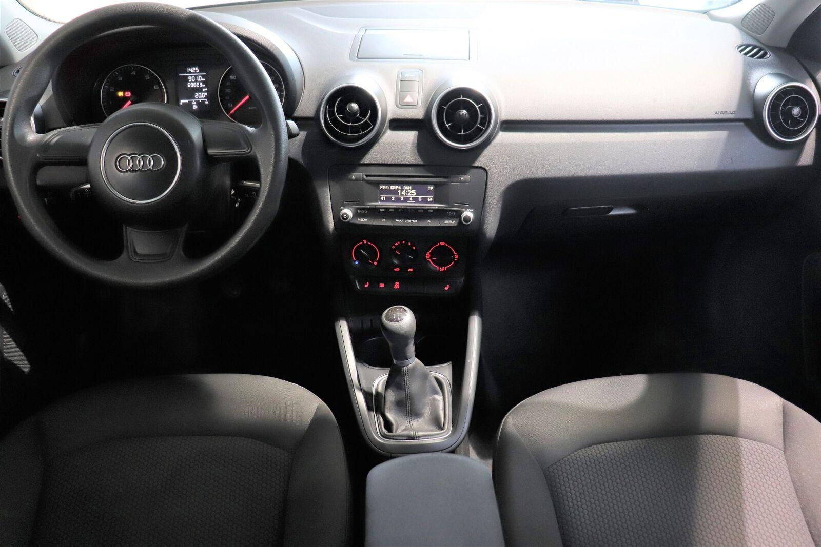 Audi A1 TFSi 86 Attraction SB