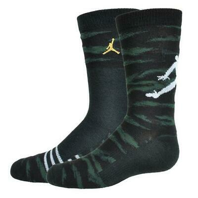 Kids Jordan 2-Pack Crew Socks 3Y-5Y