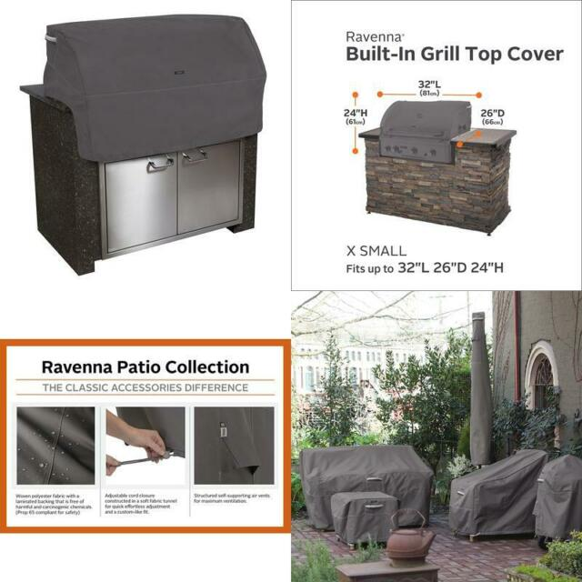 Ravenna Built-In BBQ Barbecue Cover X-Small
