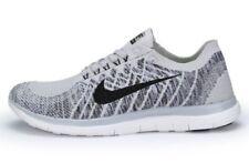 buy online d5b90 855f2 item 1 Nike Free 4.0 Flyknit Men`s Running Pure Platinum Black White 717075  005 Sz 14 -Nike Free 4.0 Flyknit Men`s Running Pure Platinum Black White  717075 ...