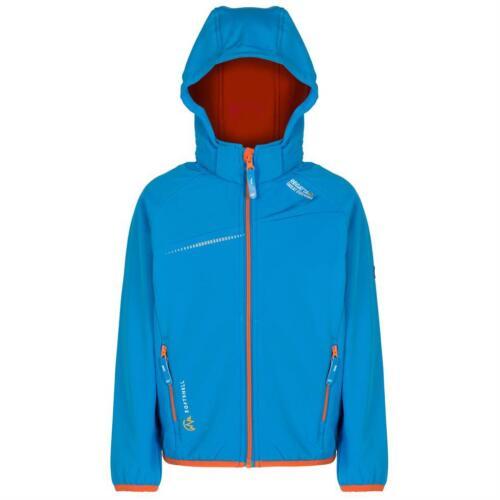 Regatta Hydronic Softshell Kids Hooded Jacket