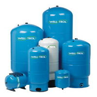 Amtrol Well-x-trol Wx-250 Standing Well Expansion Tank (22x36 Inch, 44.0 Gallon)