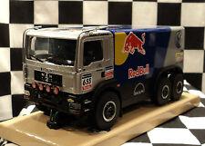 Avant Slot Red Bull Man 6x6 Truck Dakar 2008 6 Wheel Drive #655 1/32 50408