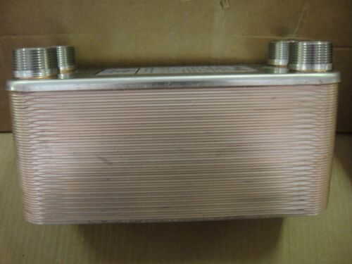 All Sizes 316L Stainless Steel Brazed Plate Heat Exchangers Boilers Radiant