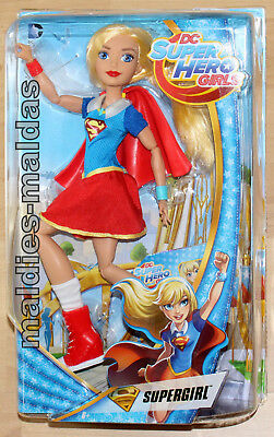 Generoso Dc Super Hero Girls Supergirl Dlt63 Nuovo/scatola Originale Bambola-mostra Il Titolo Originale