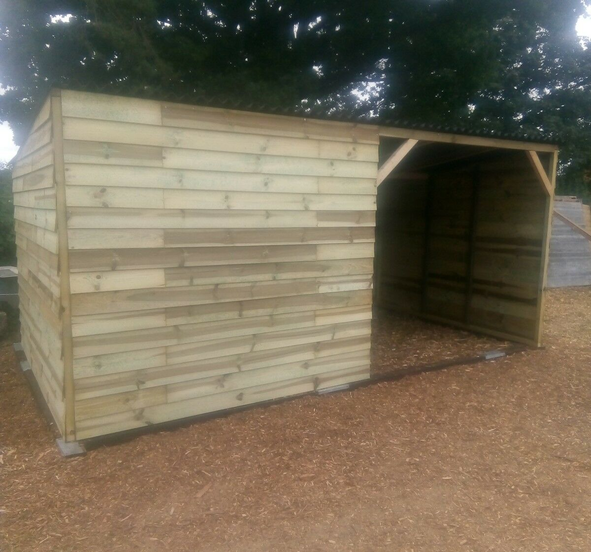 Pony Shelter 16' x 9' field  shelter, delivery available
