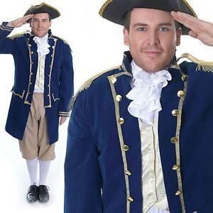 Navy Admiral Costumes & Sc 1 St Amazon com