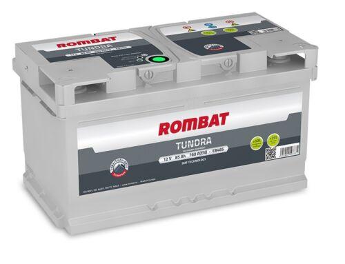 Autobatterie Rombat Eb485 12v 85ah 760a 315x175x175 Idem F17 F18 Varta