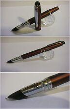 Penna Stilografica Zhenjue 911 Cover Crown fountain pen - stylo Nib Fine