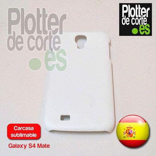 PACK DE 10 CARCASAS PARA PERSONALIZAR POR SUBLIMACION Samsung Galaxy S4 Mate