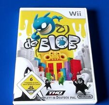 de Blob (Nintendo Wii, 2008, DVD-Box)