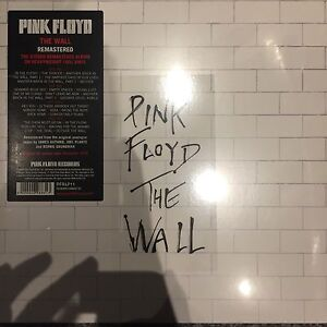 Details about PINK FLOYD THE WALL REMASTERED 2 X LP VINYL ALBUM - 2016  REISSUE - NEW & SEALED