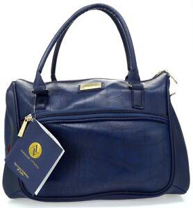 Adrienne-Vittadini-The-Croco-Collection-18-034-Duffle-Bag-Travel-Blue-147865