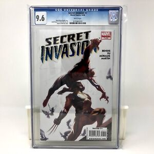 Secret-Invasion-7-CGC-9-6-Marvel-Comics-2008