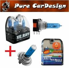 H15 + H7 55W XENON-LOOK LAMPEN SET XERH15 VW GOLF 6 + 7 ABBLENDLICHT FERNLICHT