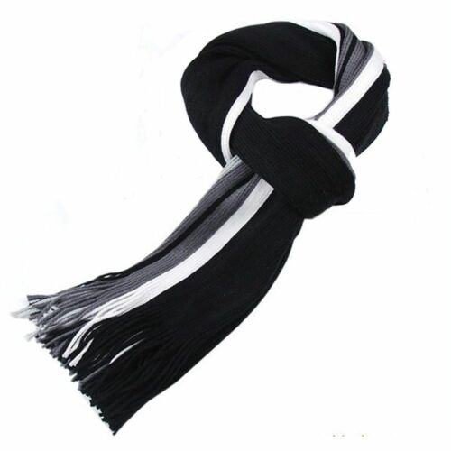 Men/'s Shawls Male Echarpe Scarf Fringed Muffler Tassel Scarf Striped Scarf
