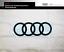 Indexbild 3 - Audi Q2 Original Ringe Set schwarz vorne und hinten im Set