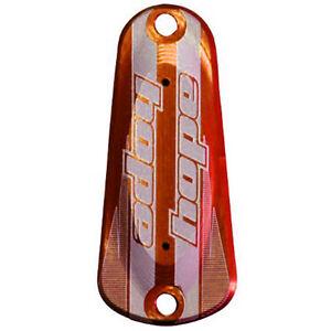Brand New Hope Tech 3 X2 Brake Bore Cap Orange