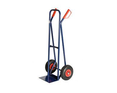 LIMEX Transportkarre Sackkarre Stapelkarre Handkarre Stahl Blau 200kg ***NEU***