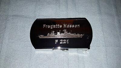 Bundesmarine Fregatte Hessen F221 Verbandsabzeichen