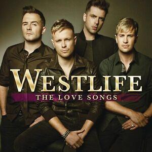 Westlife-Love-Songs-New-CD-UK-Import