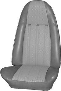 1974 Amx And Javelin Seat Covers Buckets Rear Bench