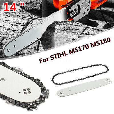 40cm Führungsschiene 3//8 2 Ketten für Stihl 066 MS 660 guide bar chain