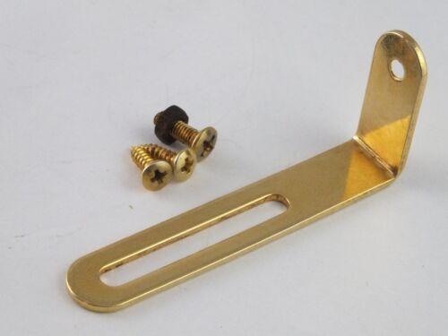 Relic Im Alter von Gold Halterung Sattel /& Schraube für Klassischer Gibson Les