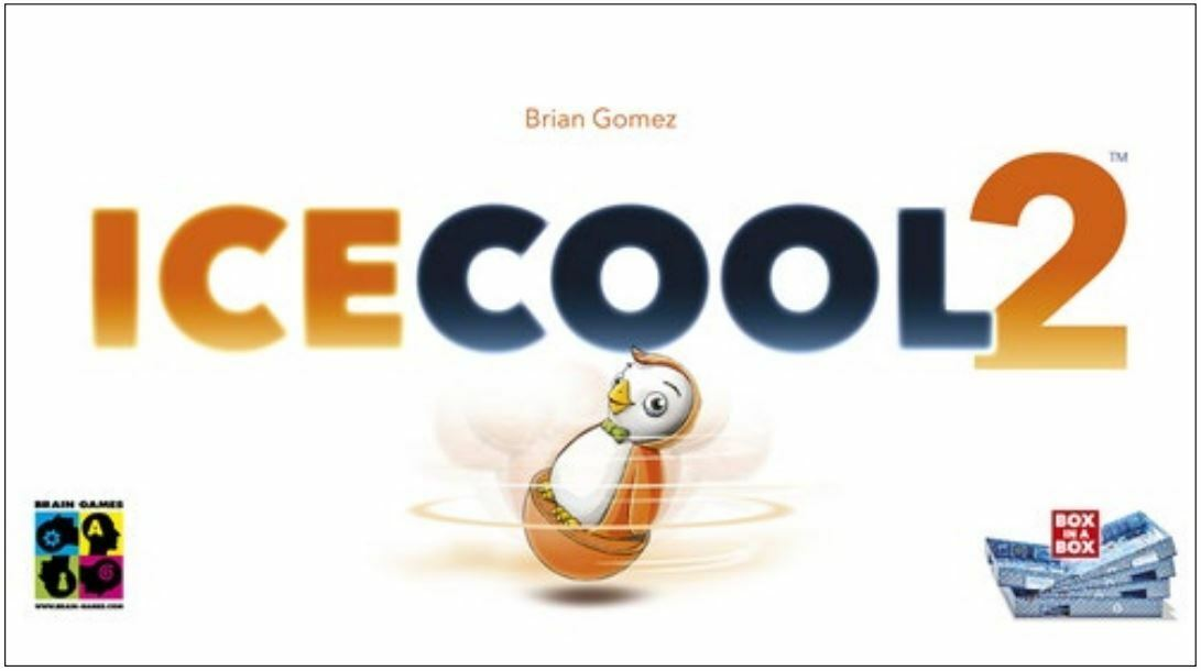 Ice Cool 2-Dextérité Board Game