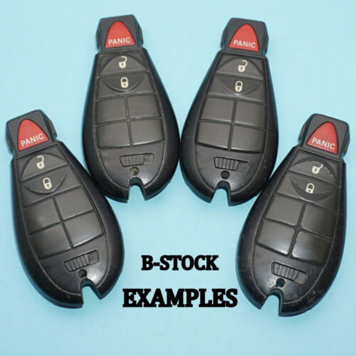 09-12 DODGE RAM 1500 2500 3500 REMOTE START KEYLESS REMOTE FOB FOBIK 56046638