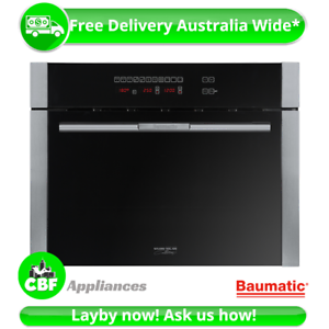 Baumatic Bscm45 600mm 60cm Combo Microwave Oven Electric