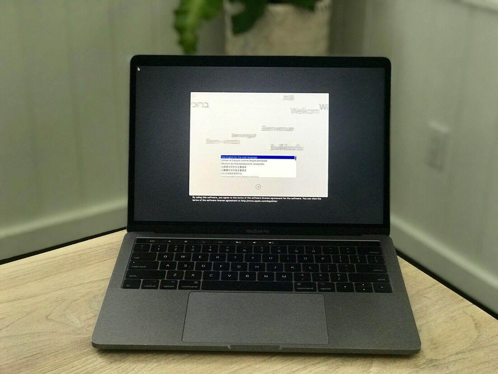 Used Apple Macbook Pro 13