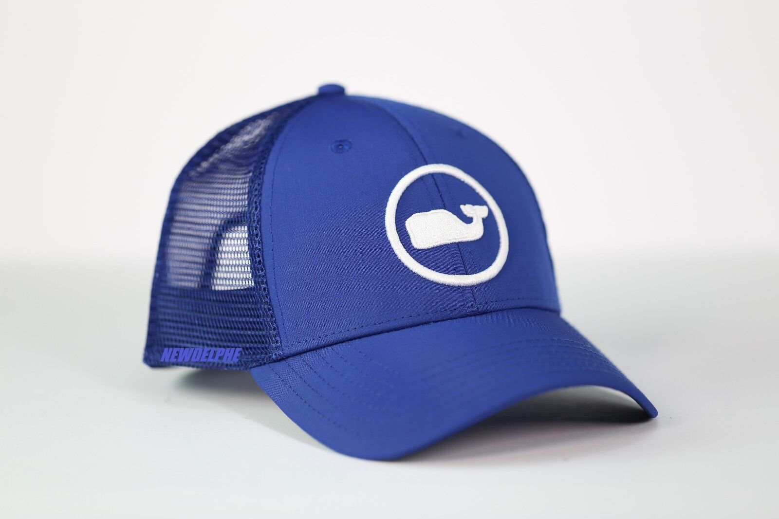 Buy Vineyard Vines Performance Whale Dot Trucker Hat online  af94c7ab6825