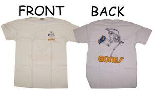 Powell-Peralta-Bones-Skeleton-T-Shirt-EXTRA-LARGE-BLACK