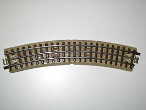 Märklin la raccolta - 30 pezzi-M-binario ferroviario con mezzi capo piegata 800 3600