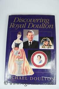 Royal-Doulton-Book-Discovering-Royal-Doulton-By-Michael-Doulton